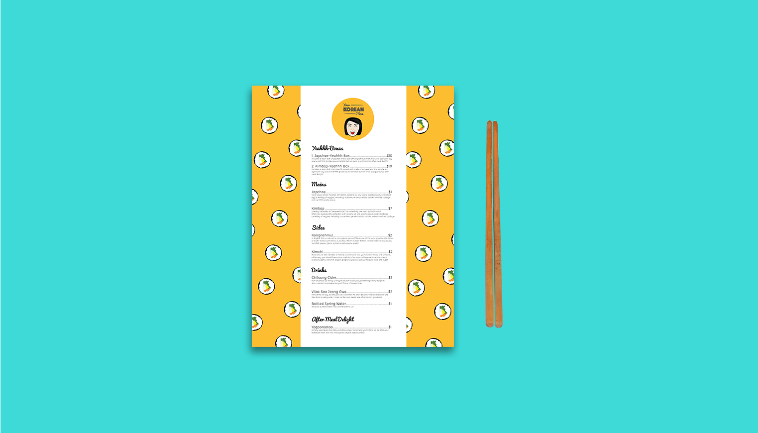 berlin-grey-creative-graphic-design-web-design-st-pete-fl-mockup-your-korean-mom-food-restaurant-menu