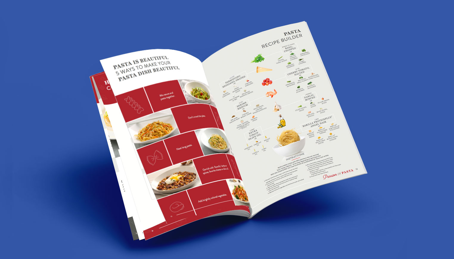 berlin-grey-graphic-design-portfolio-barilla-passion-for-pasta-brochure-print-work