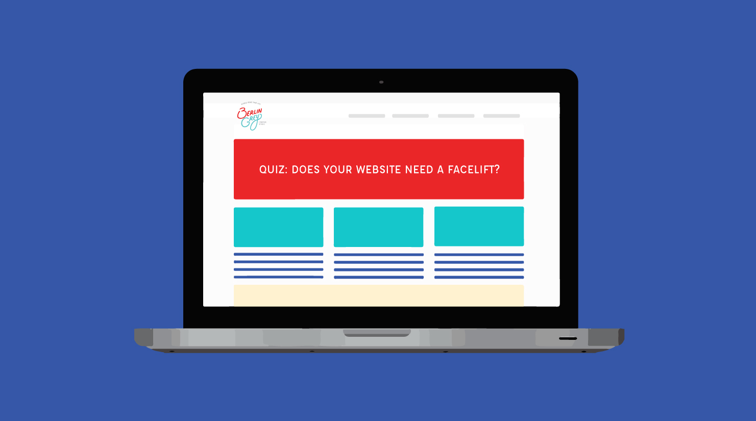 QUIZ: Does Your Website Need A Facelift?